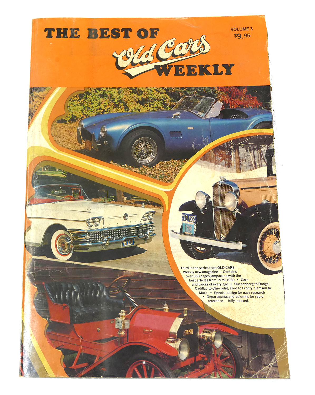 THE BEST OF OLD CARS WEEKLY, VOLUME 3 | First Edition; First Printing