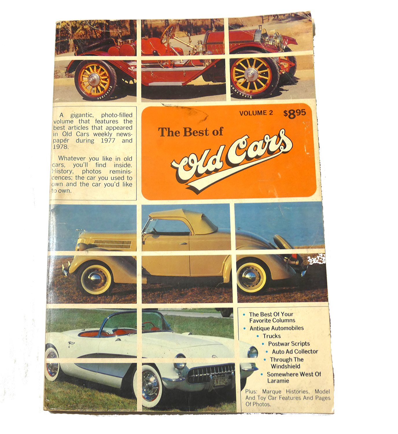 THE BEST OF OLD CARS WEEKLY, VOLUME 2 | First Edition; First Printing