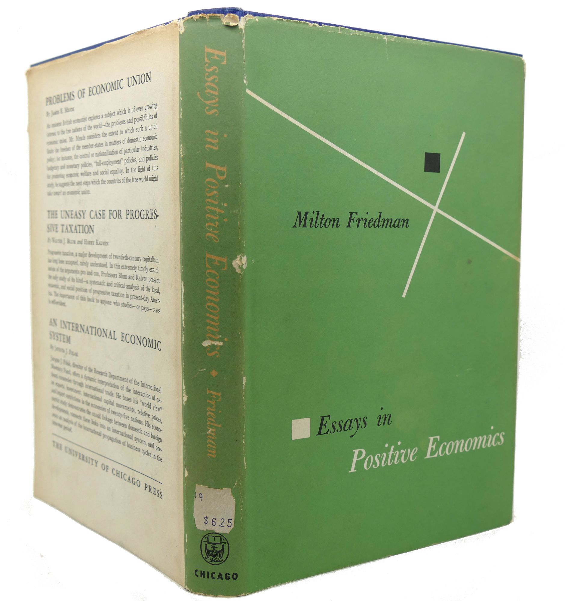 A Healthy Mind In A Healthy Body Essay Essays In Positive Economics  Milton Friedman  First Edition First  Printing Essay Samples For High School Students also Topics For Essays In English Essays In Positive Economics  Milton Friedman  First Edition  Essay Of Health
