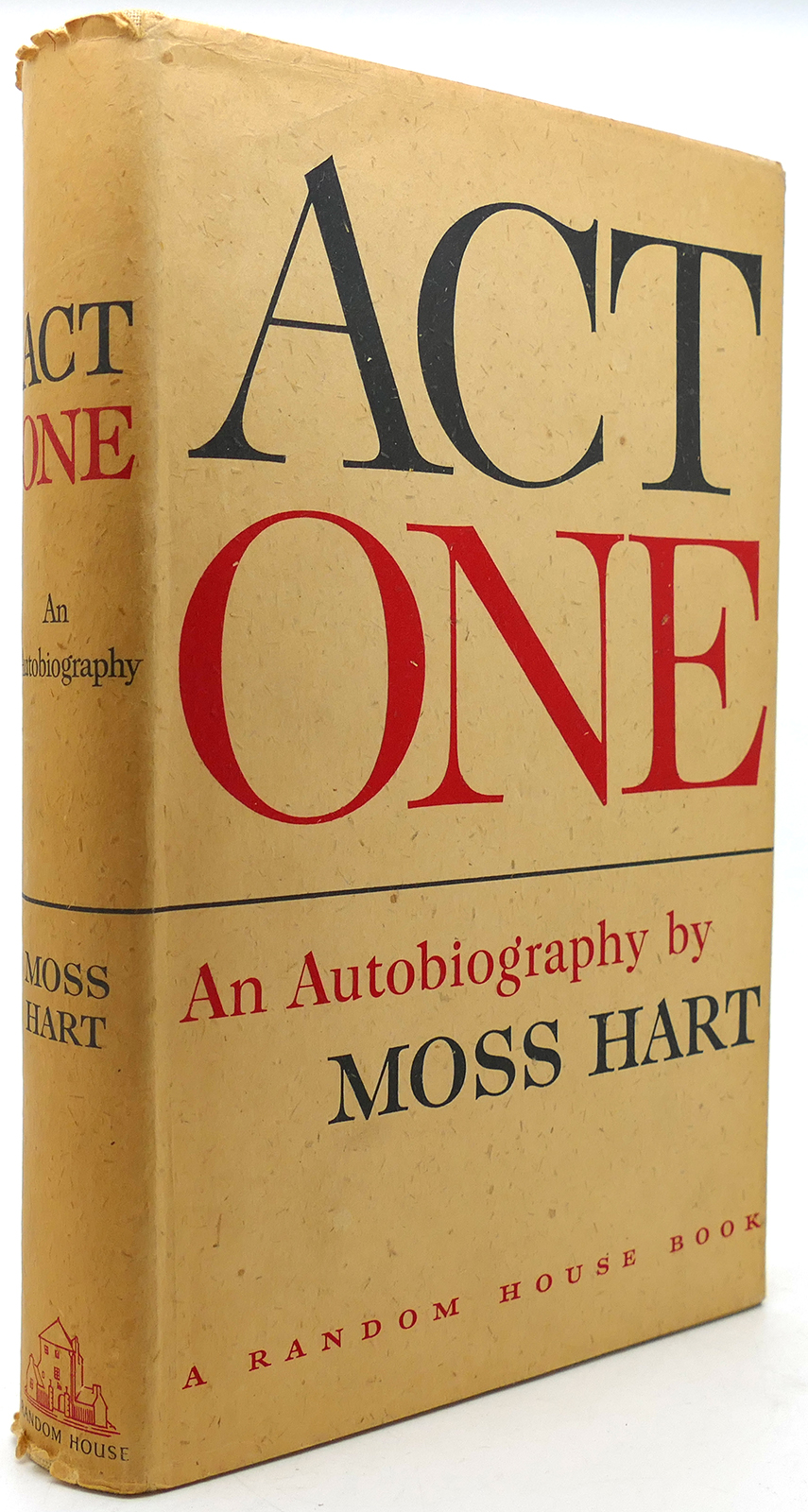 MOSS HART - Act One