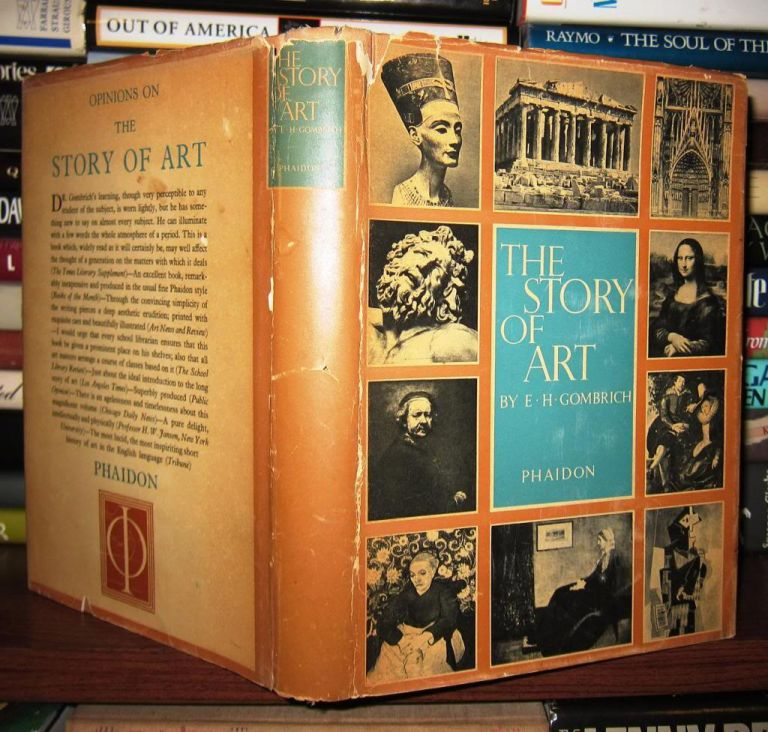 THE STORY OF ART. E. H. Gombrich.