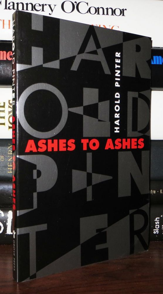 ASHES TO ASHES. Harold Pinter.