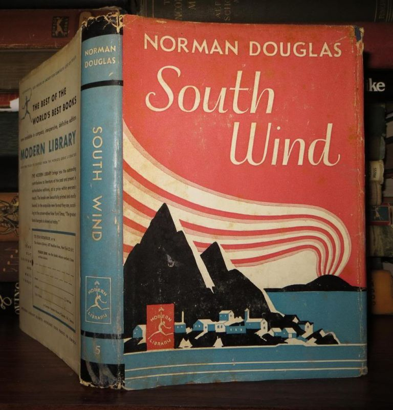 SOUTH WIND. Norman Douglas.