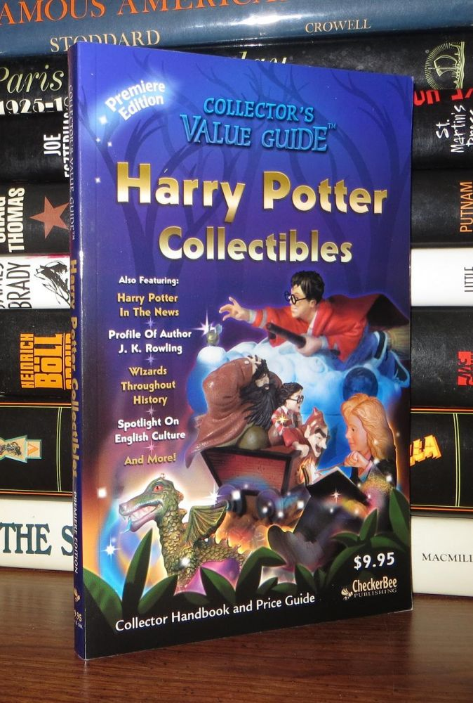 HARRY POTTER COLLECTOR'S VALUE GUIDE. Checkerbee Publishing.