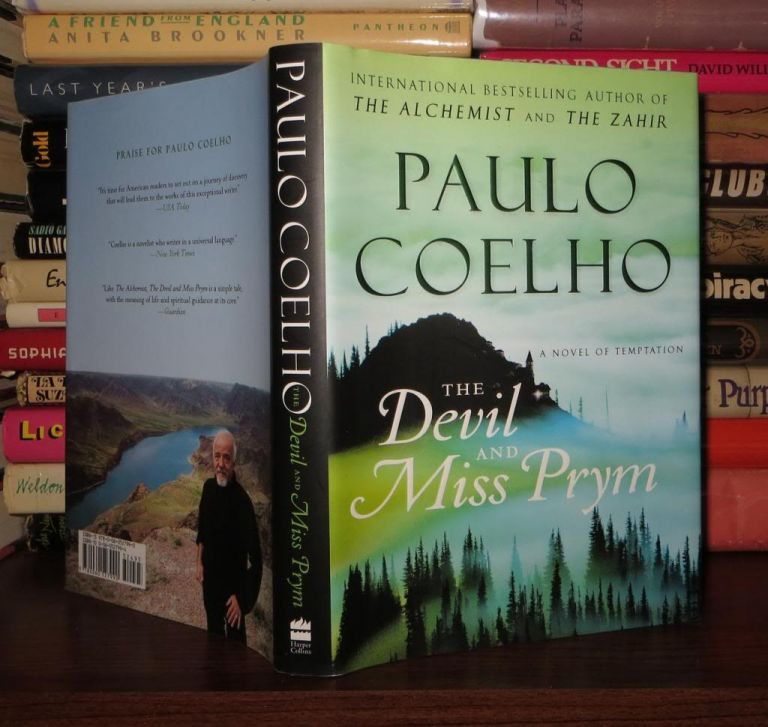 THE DEVIL AND MISS PRYM A Novel of Temptation. Paulo Coelho, Amanda Hopkinson, Nick Caistor.