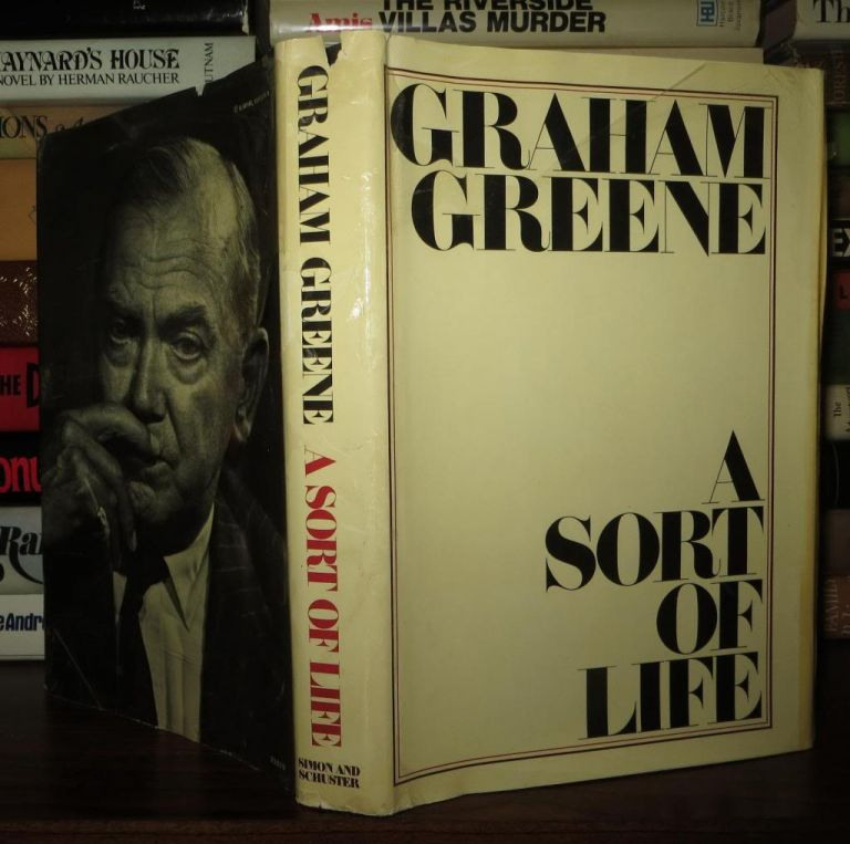 A SORT OF LIFE. Graham Greene.
