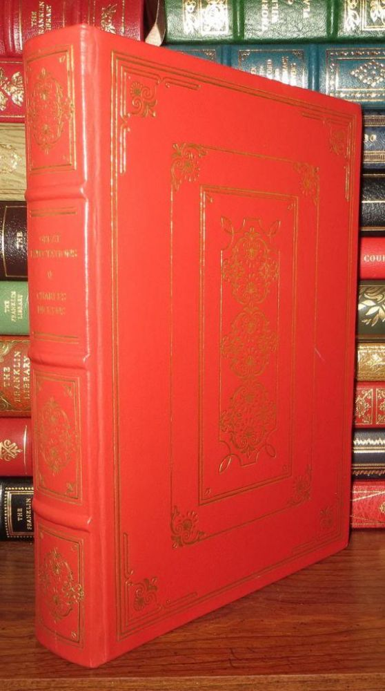 GREAT EXPECTATIONS Franklin Library. Charles Dickens.