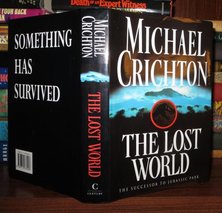 LOST WORLD. Michael Crichton.