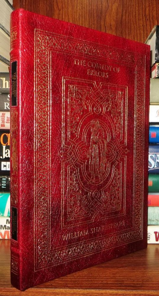 THE COMEDY OF ERRORS Easton Press. William Shakespeare.
