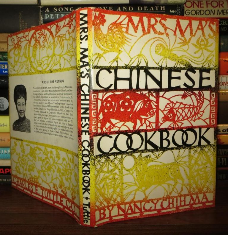 MRS. MA'S CHINESE COOKBOOK. Nancy Chih Ma.