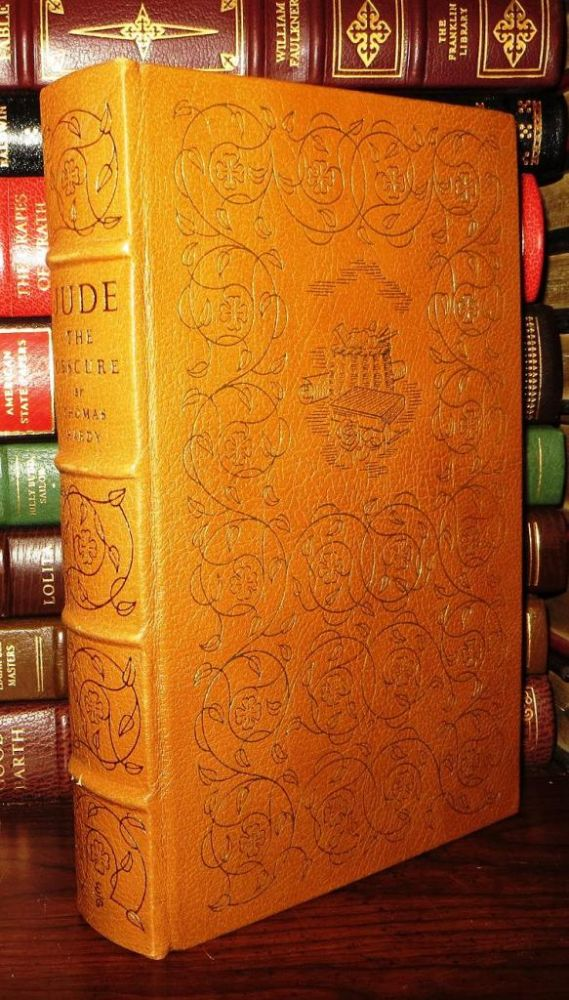 JUDE THE OBSCURE Easton Press. Thomas Hardy.