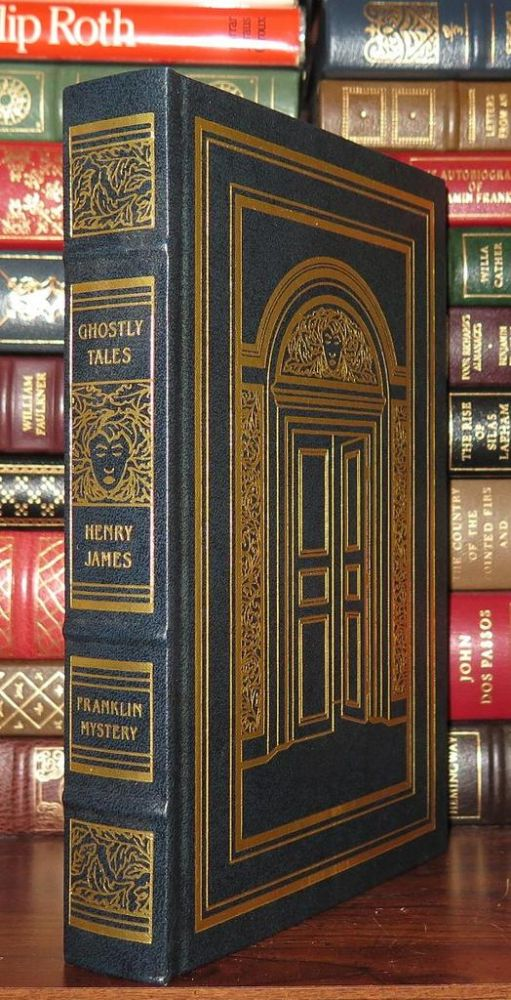 GHOSTLY TALES Franklin Library. Henry James.