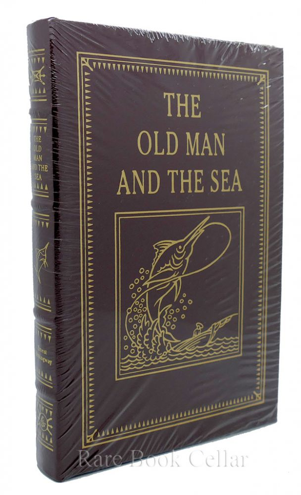 THE OLD MAN AND THE SEA Easton Press. Ernest Hemingway.