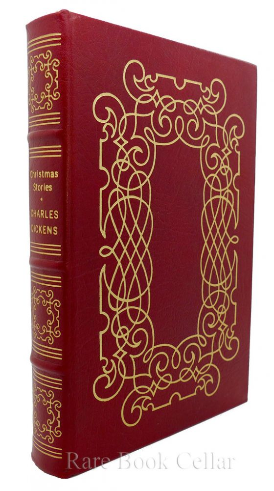 CHRISTMAS STORIES Easton Press. Charles Dickens.