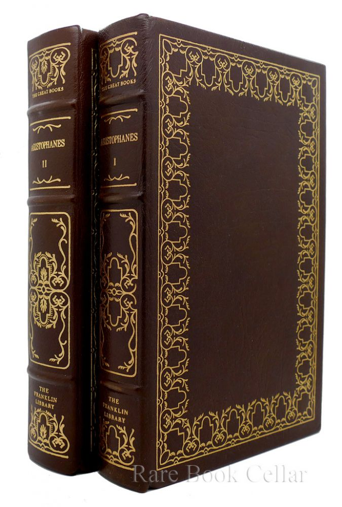 THE PLAYS OF ARISTOPHANES Franklin Library. Aristophanes.