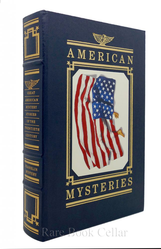 GREAT AMERICAN MYSTERY STORIES OF THE 20TH CENTURY Franklin Library. Charlotte Armstrong.