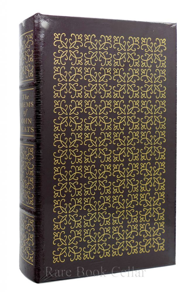 POEMS OF JOHN KEATS Easton Press. John Keats.
