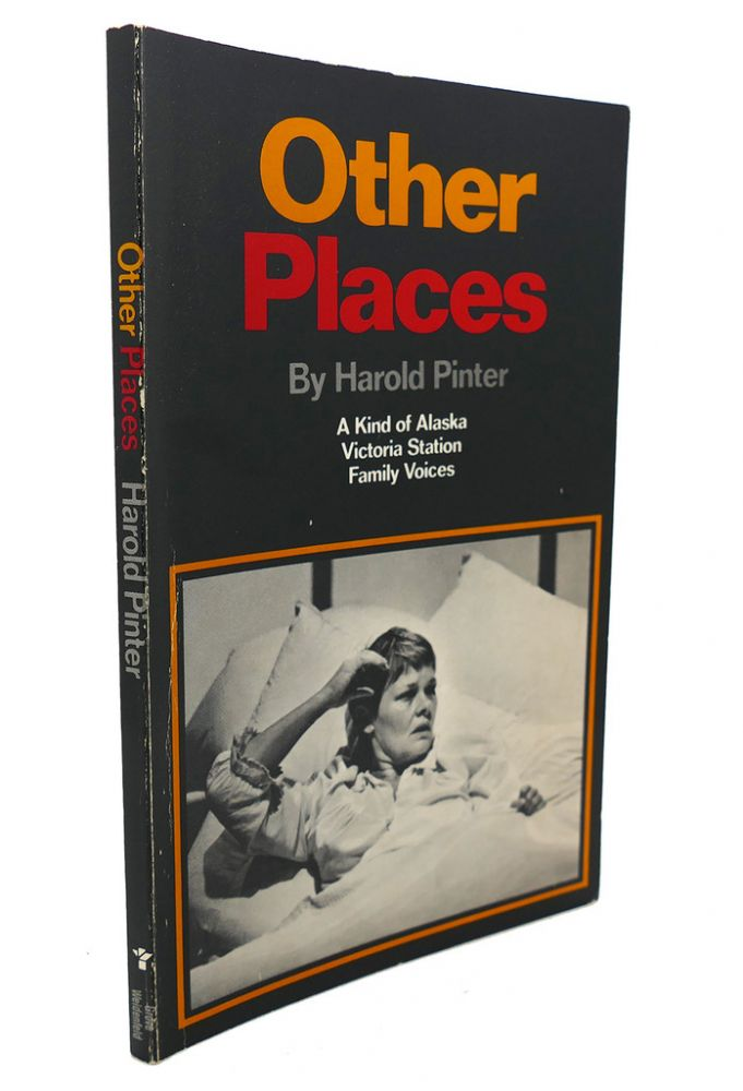 OTHER PLACES : Three Plays. Harold Pinter.