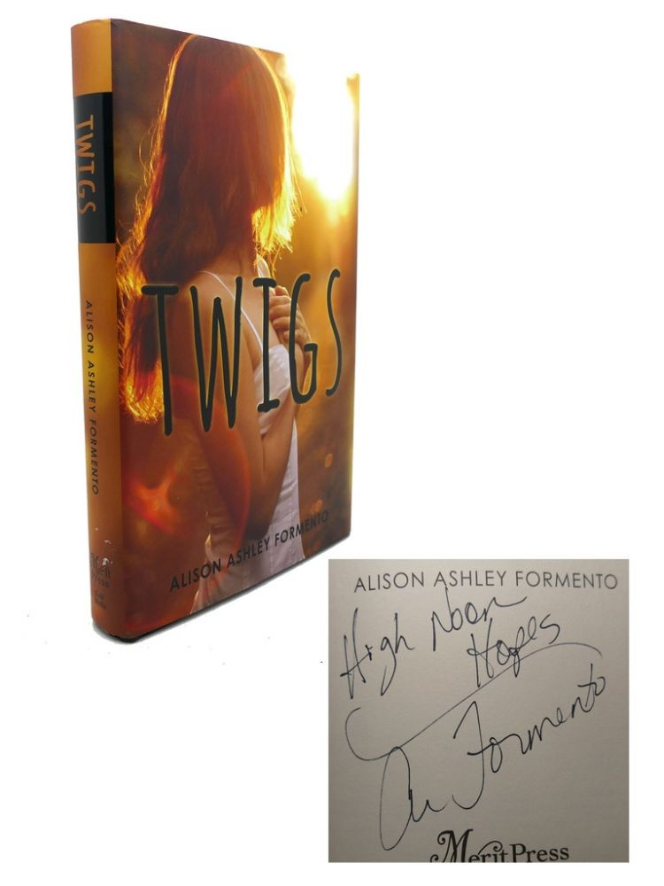 TWIGS Signed 1st. Alison Ashley Formento.