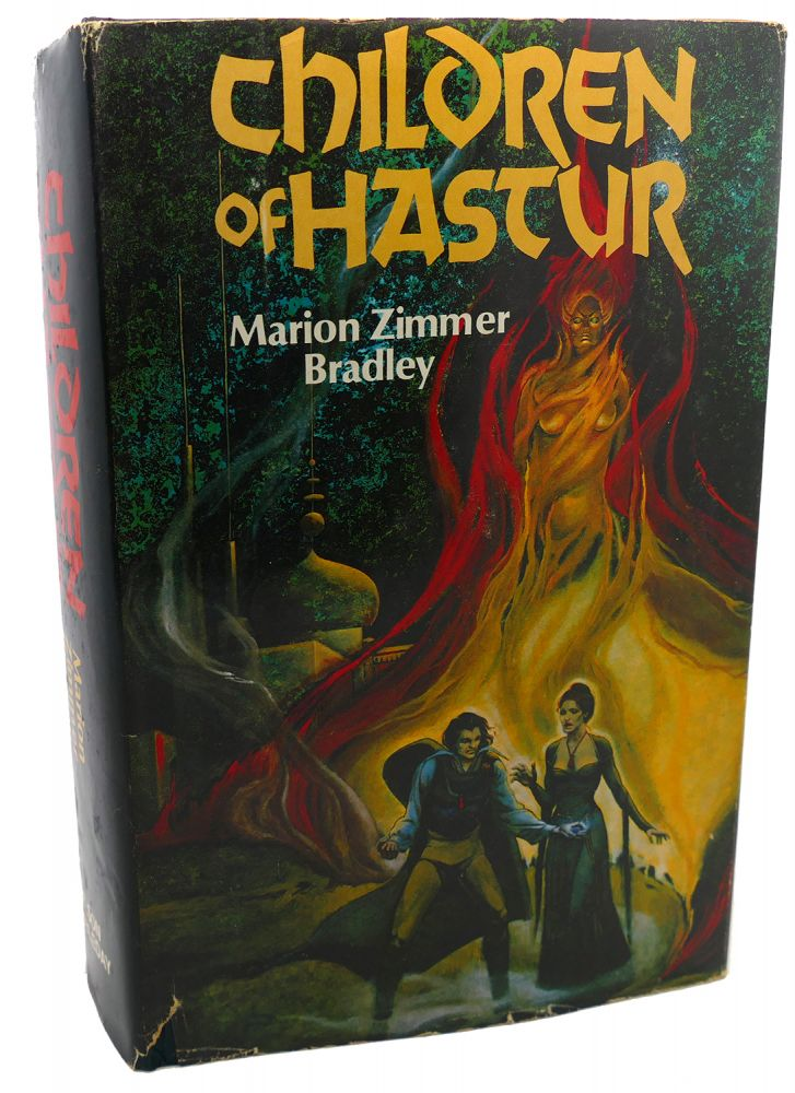 CHILDREN OF HASTUR. Marion Zimmer Bradley.