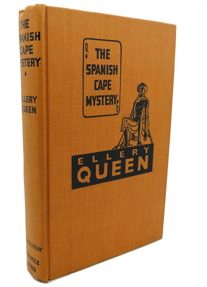 THE SPANISH CAPE MYSTERY. Ellery Queen.