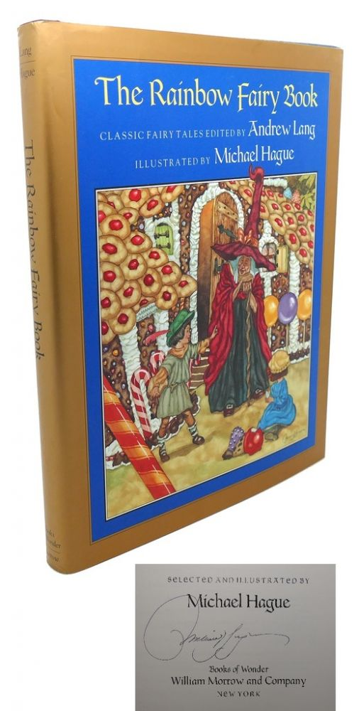THE RAINBOW FAIRY BOOK. Michael Hague Andrew Lang.
