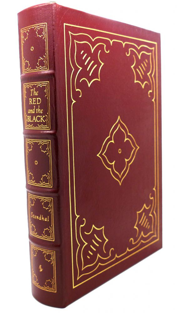 THE RED AND THE BLACK Easton Press. Marie-Henri Beyle Stendhal.