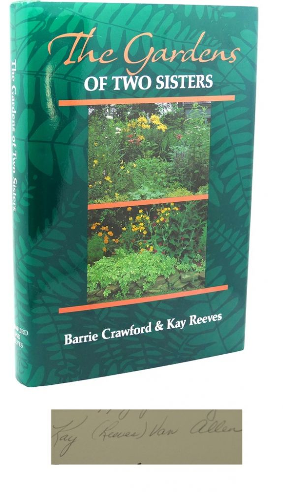 THE GARDENS OF TWO SISTERS. Barrie F. Crawford.