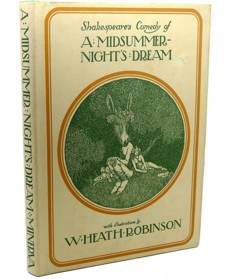MIDSUMMER NIGHT'S DREAM. William Shakespeare.