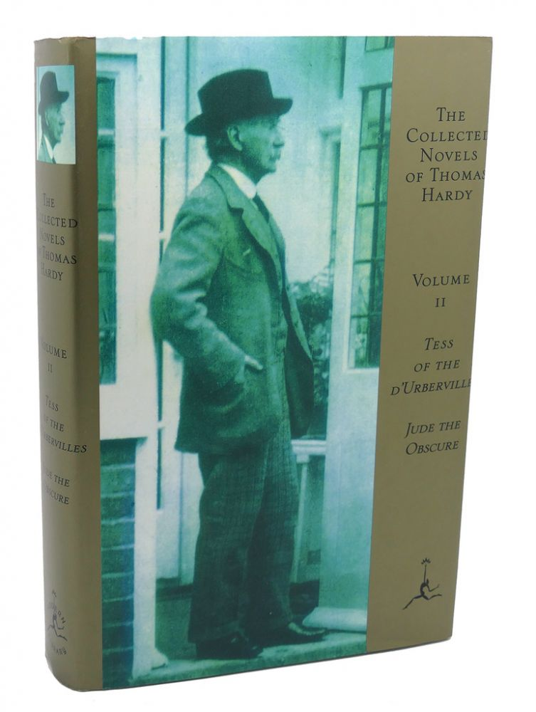 THE COLLECTED NOVELS : Volume II. Thomas Hardy.