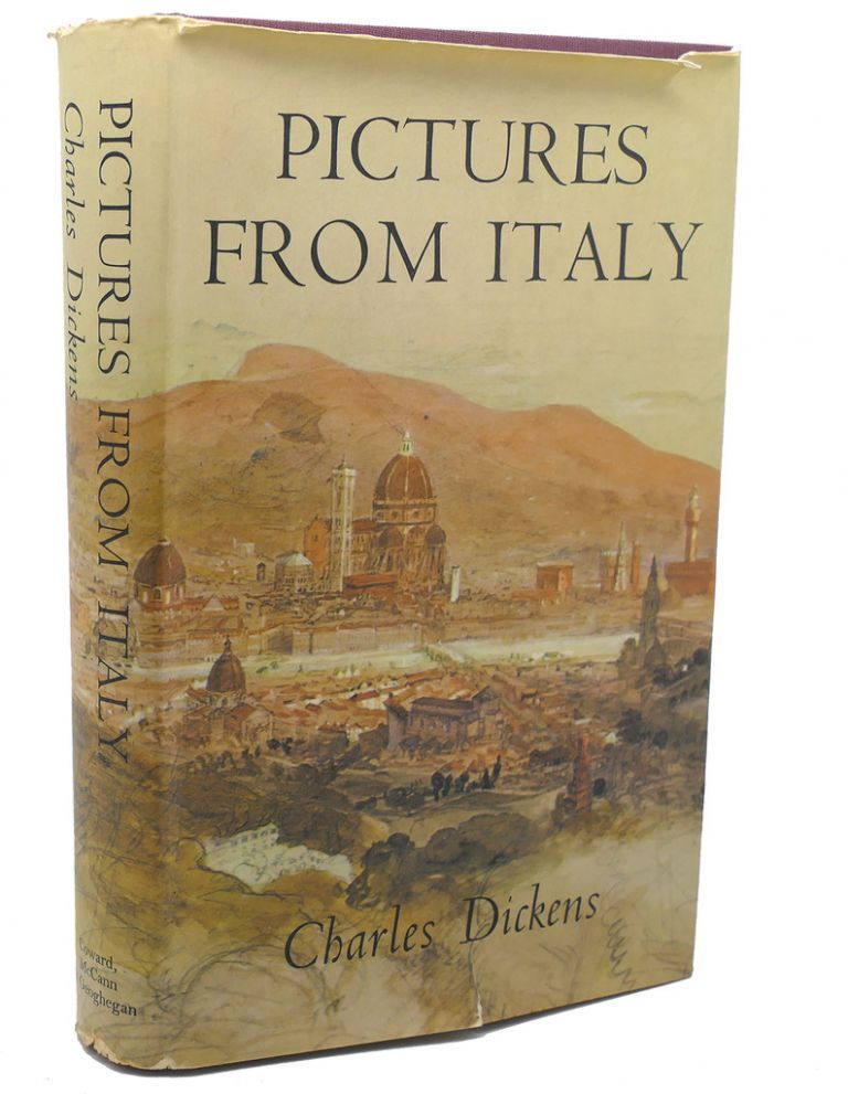 PICTURES FROM ITALY. Charles Dickens.