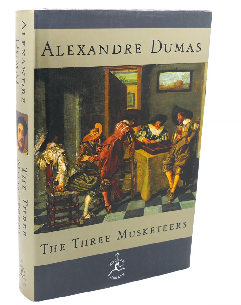 THE THREE MUSKETEERS. Alexandre Dumas.