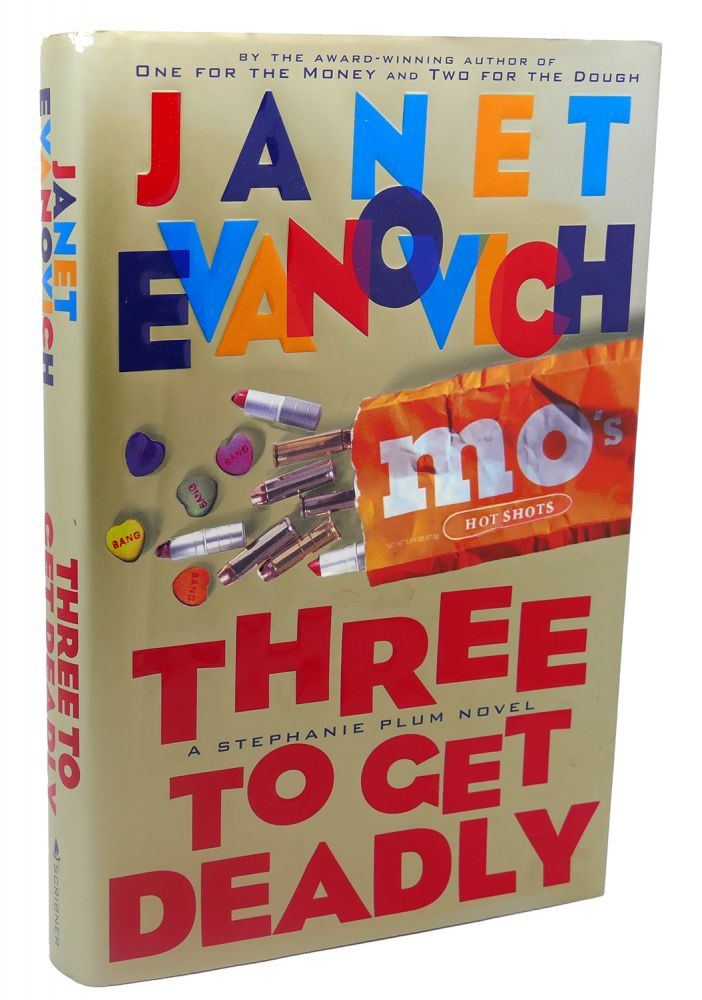 THREE TO GET DEADLY. Janet Evanovich.