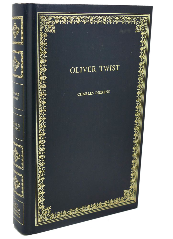OLIVER TWIST. Charles Dickens.