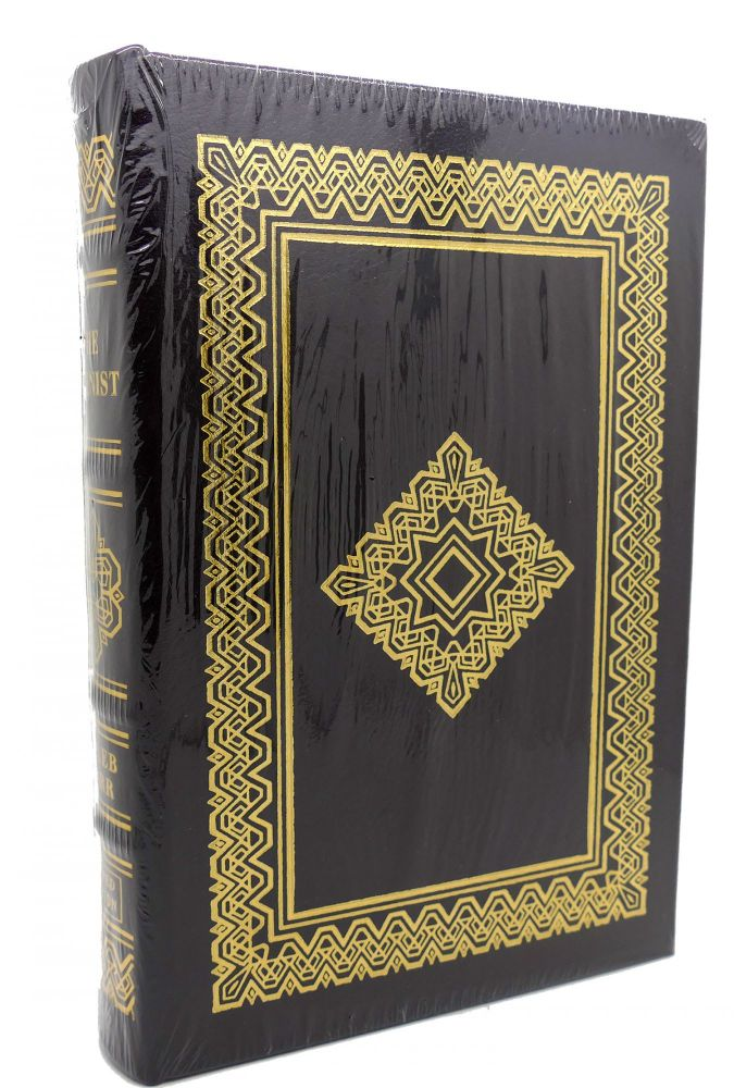 THE ALIENIST Signed Easton Press. Caleb Carr.