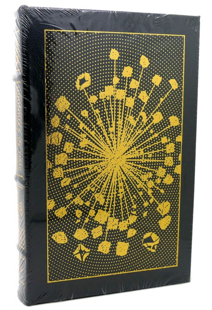 WRINKLES IN TIME Signed Easton Press. George Smoot Keay Davidson.