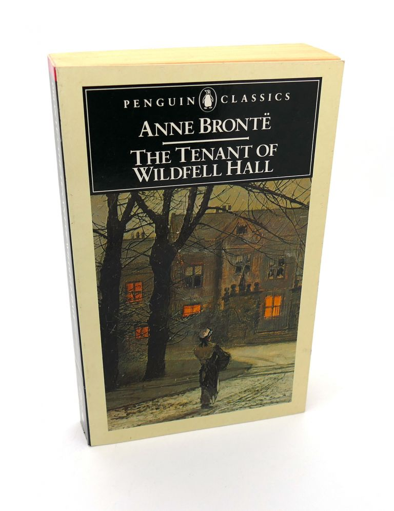 THE TENANT OF WILDFELL HALL. Anne Bronte.