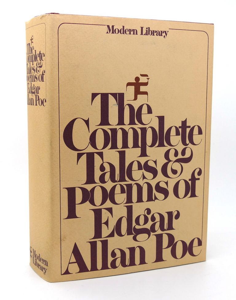 THE COMPLETE TALES AND POEMS OF EDGAR ALLAN POE. Edgar Allan Poe.