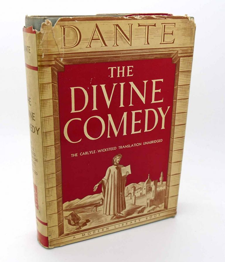 THE DIVINE COMEDY. Dante Alighieri.