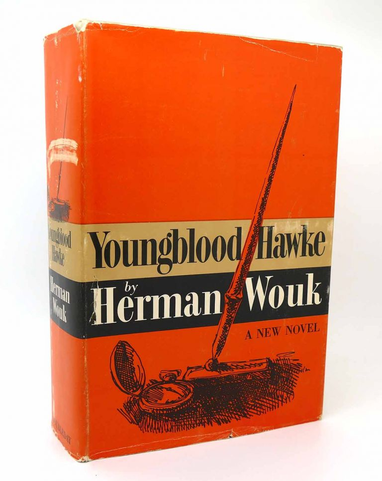 YOUNGBLOOD HAWKE. Herman Wouk.