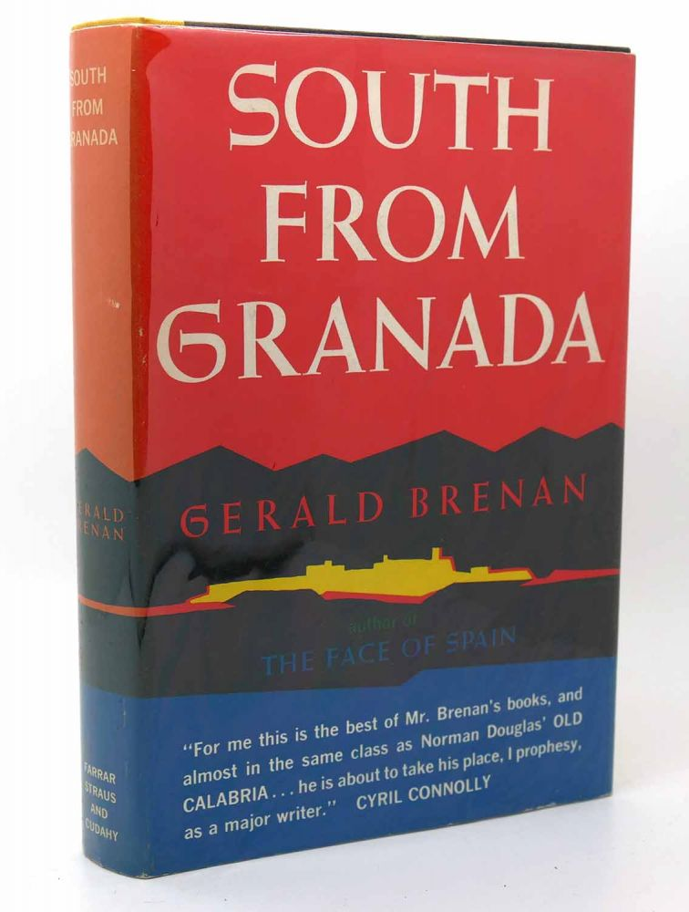 SOUTH FROM GRANADA. Gerald Brenan.
