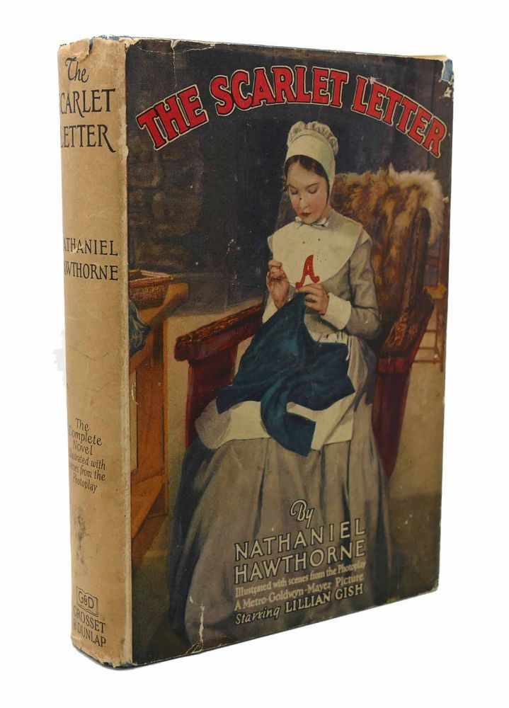 THE SCARLET LETTER THE Photoplay Edition. Nathaniel Hawthorne.