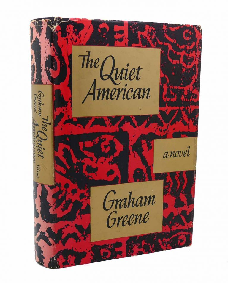 THE QUIET AMERICAN. Graham Greene.