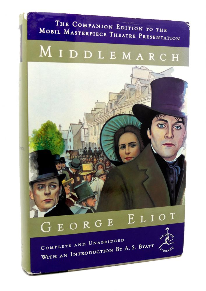 MIDDLEMARCH. George Eliot.