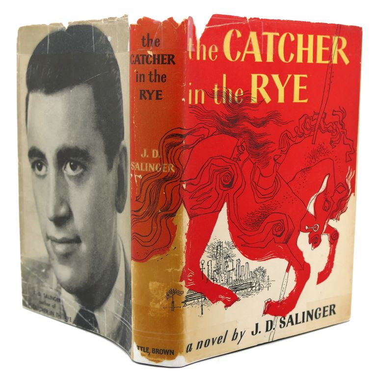 THE CATCHER IN THE RYE. J. D. Salinger.