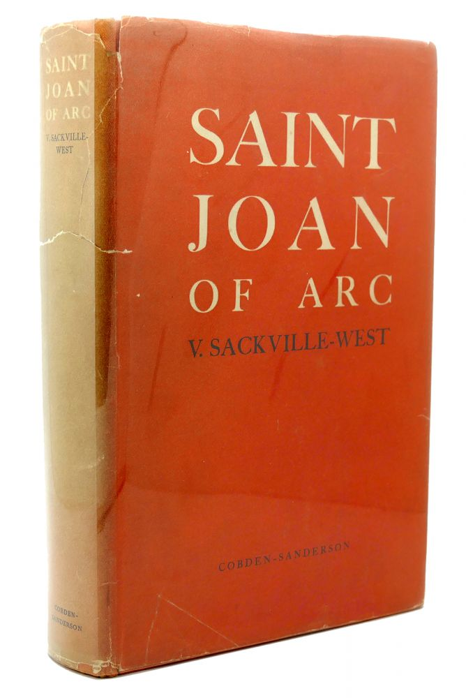 SAINT JOAN OF ARC. V. Sackville West.