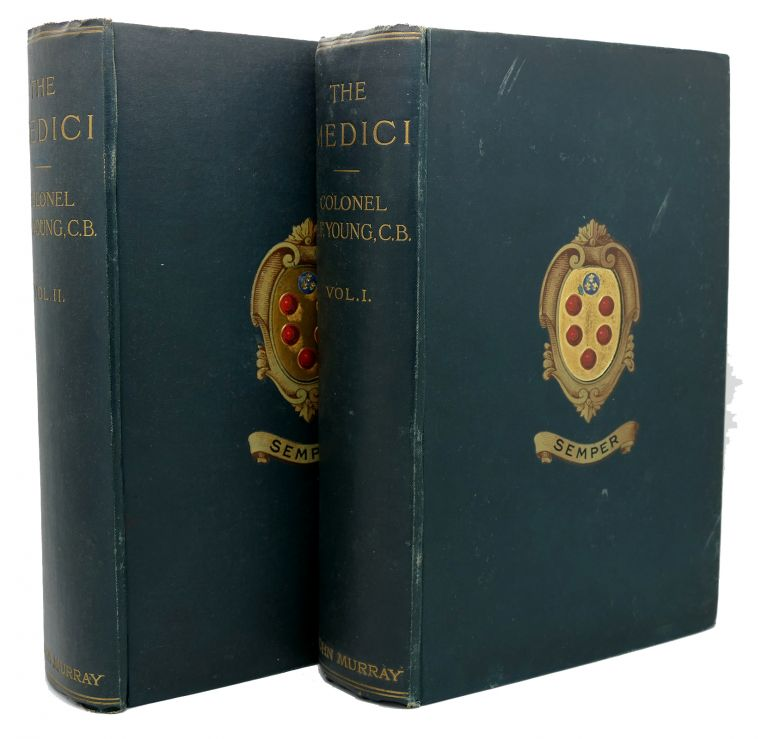 THE MEDICI VOLUME I AND II. Colonel G. F. Young.