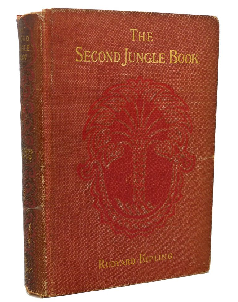 THE SECOND JUNGLE BOOK. Rudyard Kipling.
