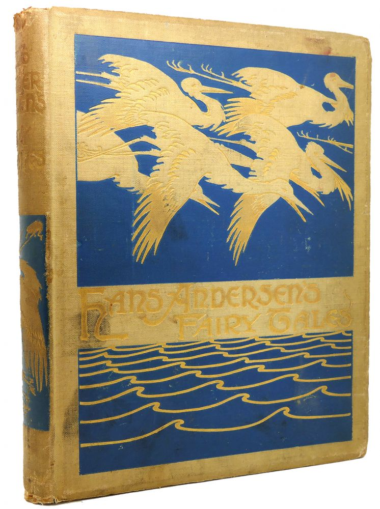 THE FAIRY TALES OF HANS CHRISTIAN ANDERSEN. Hans Christian Andersen.