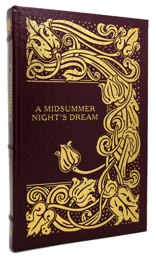 A MIDSUMMER NIGHT'S DREAM Easton Press. William Shakespeare.